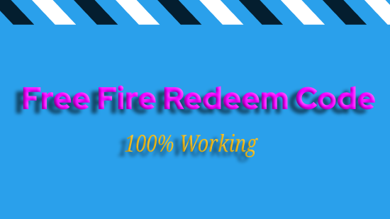 Free Fire Redeem Codes Today 5 August 2021 Ff Redeem Code India Network News